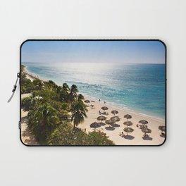 Playa Paraiso Cayo Largo, Cuba Laptop Sleeve