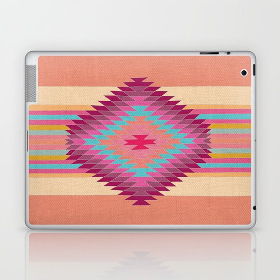 FIESTA (pink) Laptop & iPad Skin