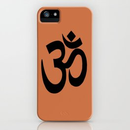 Om/Aum iPhone Case