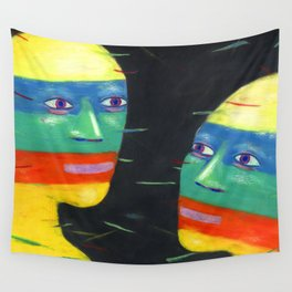 Jet Set Wall Tapestry