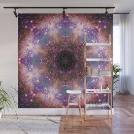 Space Mandala no25 Wall Mural