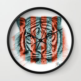 Prisoner Performer Wall Clock
