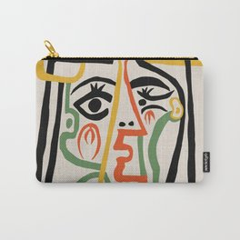 Picasso - Woman's head #1 Carry-All Pouch