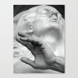 Adam Canvas Print