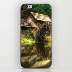 Mabry Mill iPhone & iPod Skin