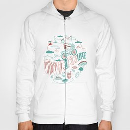 Aire libre Hoody