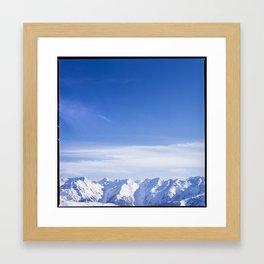 Hasselblad Austria Mountain Framed Art Print