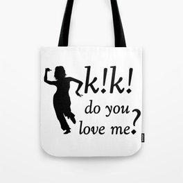 Kiki Challenge Tote Bag