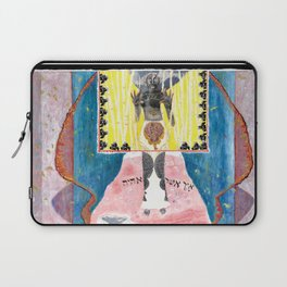 The Witch of the Sea Laptop Sleeve
