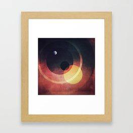 Perigee II Framed Art Print