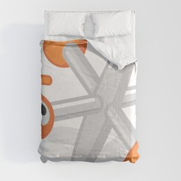 pin jacks glance Comforters