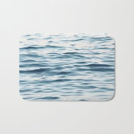 shadows sea I Bath Mat