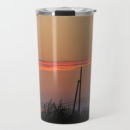 With my Wings comes Freedom Travel Mug