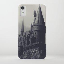 Ominous Castle iPhone Case
