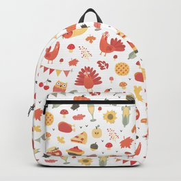 Thanksgiving Backpack