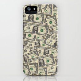 DOLLA iPhone Case