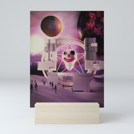 Clown Gate Mini Art Print