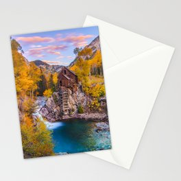 Crystal Mill Stationery Cards