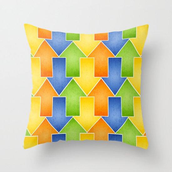 Zesty Fun  Throw Pillow