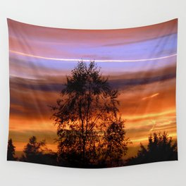 Her Warmth Wall Tapestry