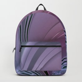 Deco Sanctuary Abstract Backpack