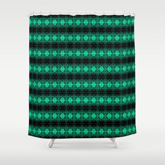 Oregon Green Shower Curtain