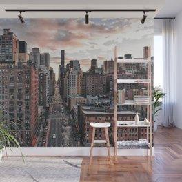 NYC / 15 Wall Mural