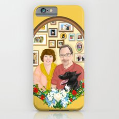 For Mr. and Mrs Schmitt iPhone 6s Slim Case