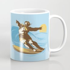 God Surfed Mug