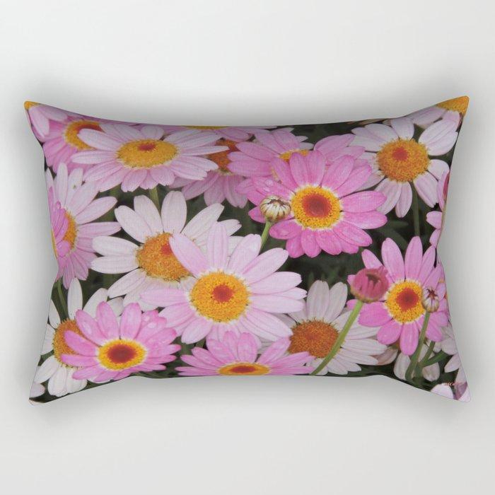 Petals, Petals, Petals Rectangular Pillow