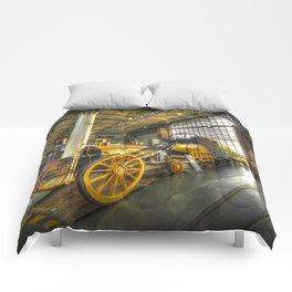 Stephenson's Rocket  Comforters