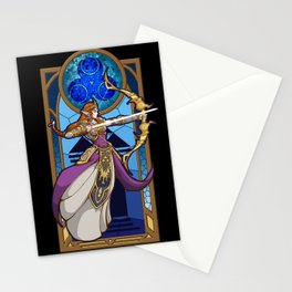 Zelda Princess of Wisdom Stationery Cards