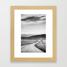 Colorado Highway 69 Framed Art Print