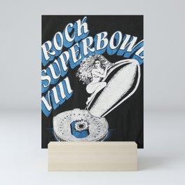 bob seger album 2020 ansel10 Mini Art Print