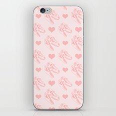 Jurassic feminism iPhone & iPod Skin