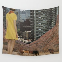 Ladies in Chicago Wall Tapestry