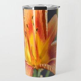 Tigerlily Travel Mug