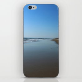 Longing For This Beach iPhone Skin
