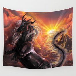 Cold Heritage Wall Tapestry