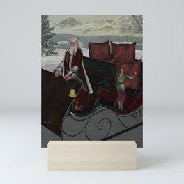 Christmas 2 Mini Art Print