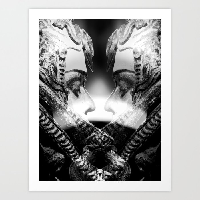 The Cover Art Print
