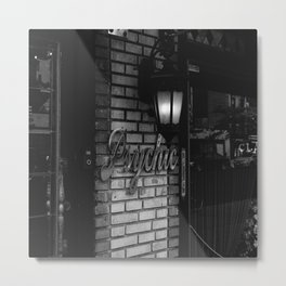 Greenwich Village Psychic Metal Print