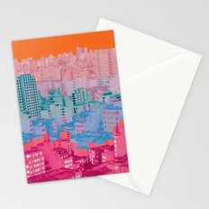 Fragmented Worlds II Stationery Cards