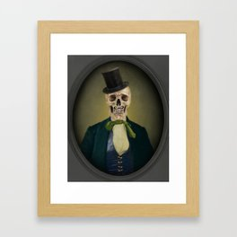 Mister Hinch Framed Art Print