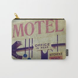 Carl's Motel Carry-All Pouch