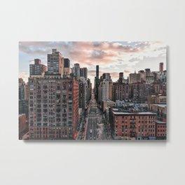 NYC / 15 Metal Print