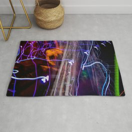 Dancing light Rug