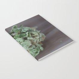 Master Kush Medical Marijuana Notebook