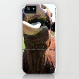 Can I Have a Lick? iPhone Case