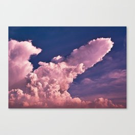 Clouds 23 Canvas Print